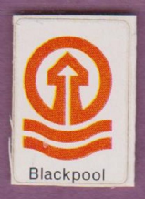 Blackpool Badge (B)